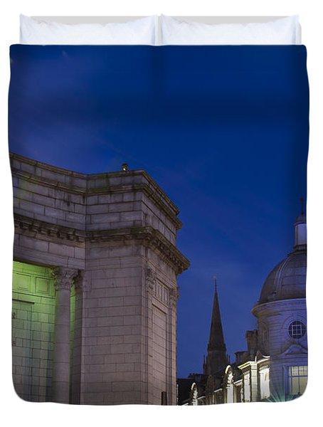 Aberdeen Art Gallery Duvet Cover