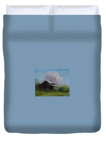 Abondoned Memories  Duvet Cover by Gene Gregory