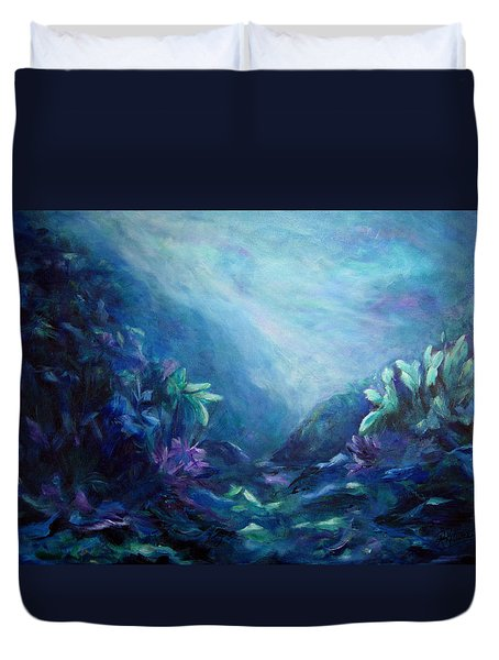 Above Or Below Duvet Cover