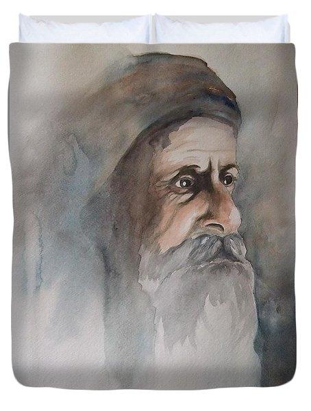 Abraham Duvet Cover