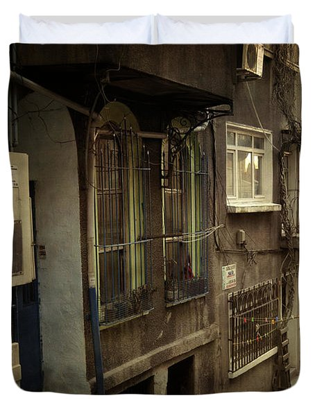 Absence 16.37 Duvet Cover by Taylan Apukovska