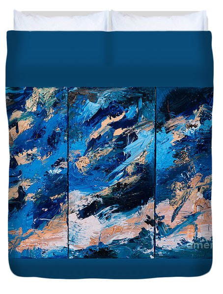 Abstract # 28  Duvet Cover