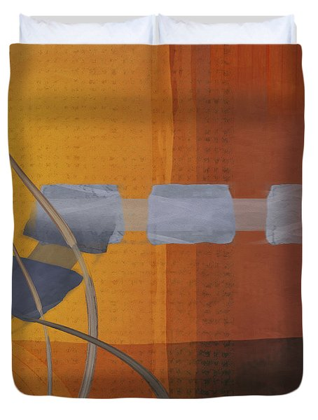 Abstract 02 II Duvet Cover