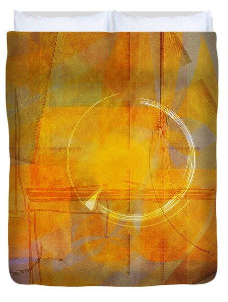 Abstract 05 II Duvet Cover