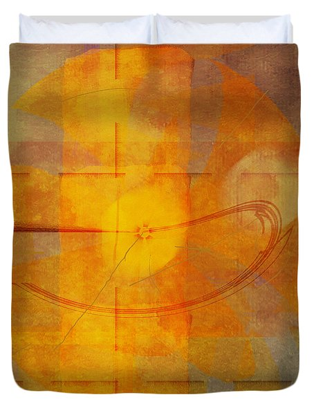 Abstract 05 IIi Duvet Cover