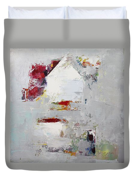 Abstract 2015 04 Duvet Cover