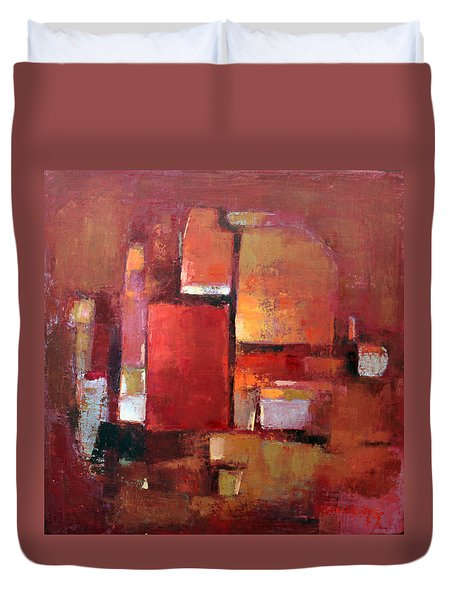 Abstract 2015 05 Duvet Cover