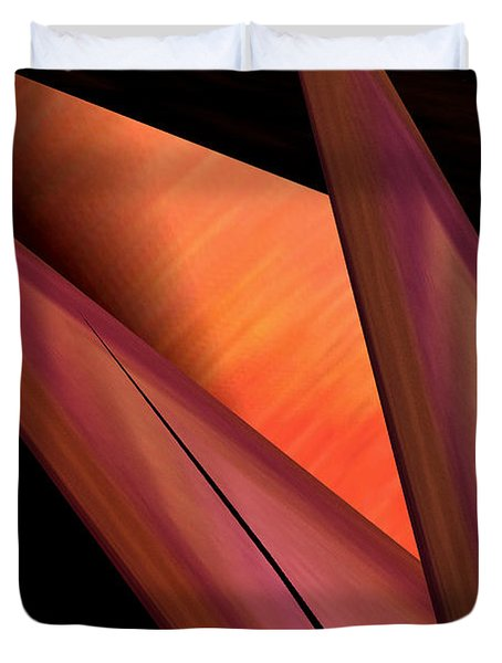 Abstract 455 Duvet Cover