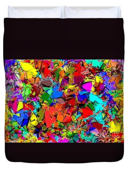 Astratto - Abstract 50 Duvet Cover
