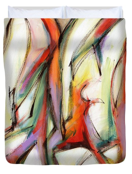 Abstract Art Forty-six Duvet Cover