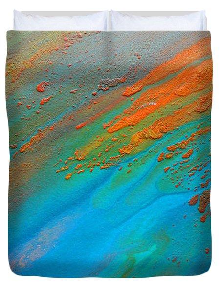 Abstract Dreams Come True Duvet Cover