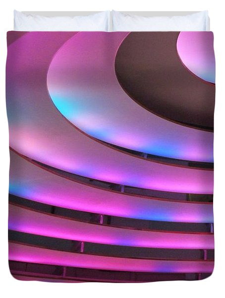 Abstract Light Duvet Cover