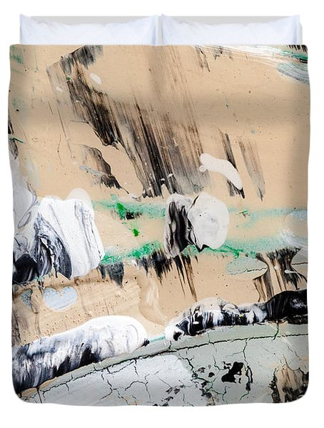 Abstract Original Painting Number Seven  Duvet Cover