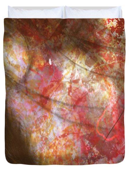 Abstract Pillow Duvet Cover