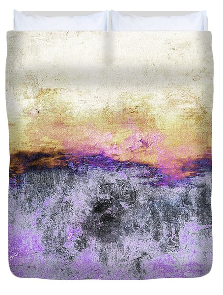 Abstract Print 20 Duvet Cover by Filippo B