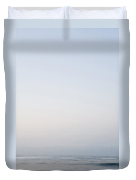 Abstract Seascape 2 Duvet Cover