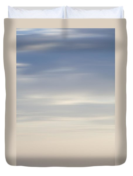 Abstract Seascape No. 03 Duvet Cover