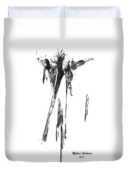 Abstract Series I Duvet Cover