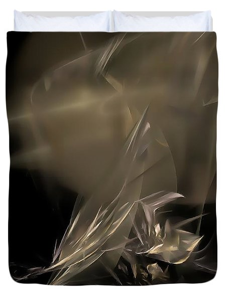 Abstraction 0151 Marucii Duvet Cover
