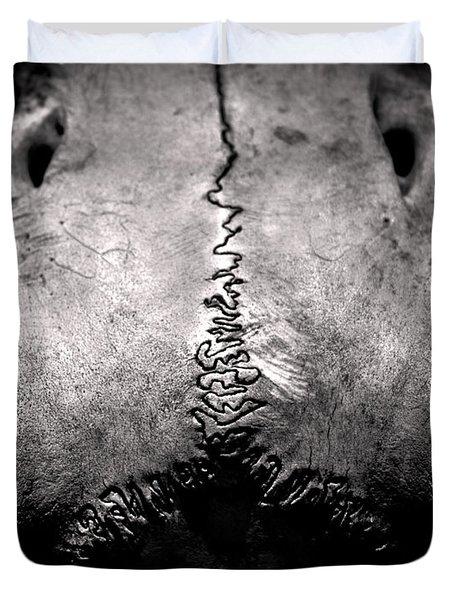 Abyss Duvet Cover by Matthew Blum