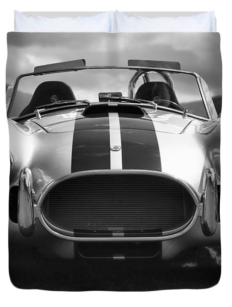 Ac Cobra 427 Duvet Cover