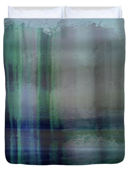 Acid Wash Duvet Cover by Terence Morrissey