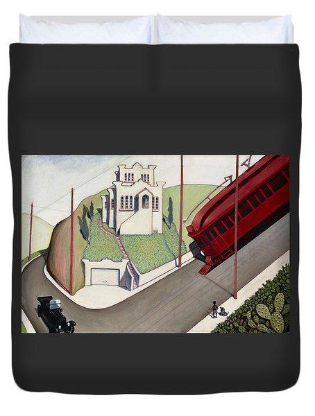 Adams Hill Duvet Cover