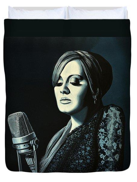 Adele 2 Duvet Cover