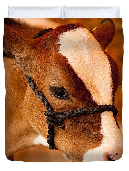 Adorable Calf Duvet Cover