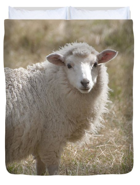 Adorable Sheep Duvet Cover