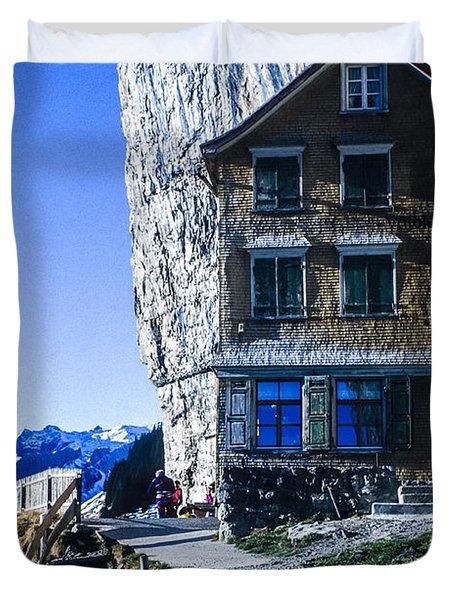 Aescher Hotel Duvet Cover