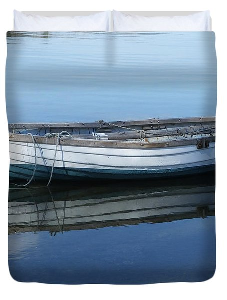 Afloat Duvet Cover by Mark Alan Perry