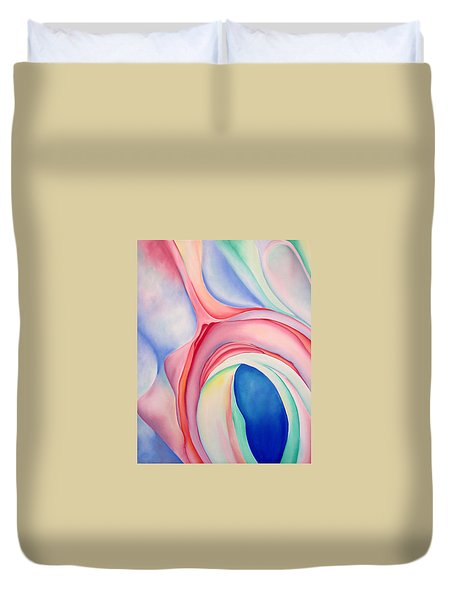 After O'keeffe Duvet Cover