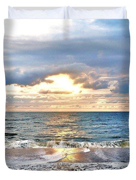 After The Storm 3 Duvet Cover by Kim Bemis