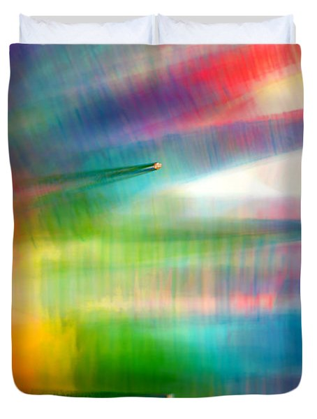 Age Of Aquarius Duvet Cover