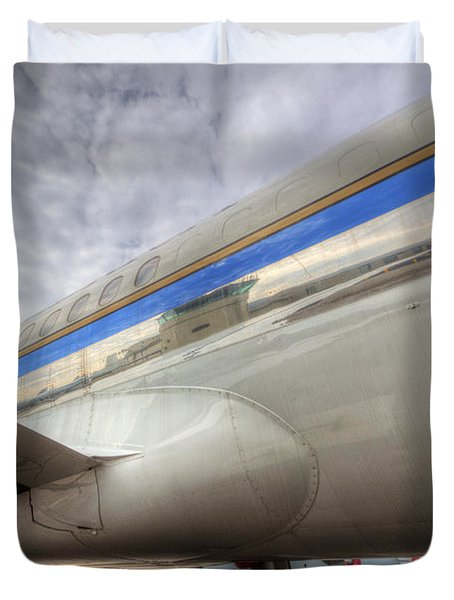Air Force 2 Duvet Cover
