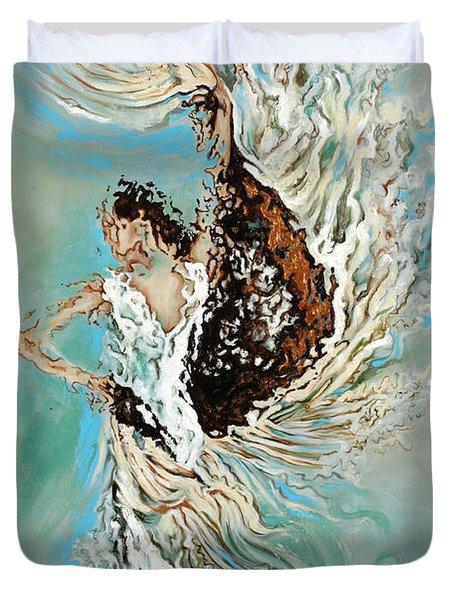 Air Duvet Cover by Karina Llergo