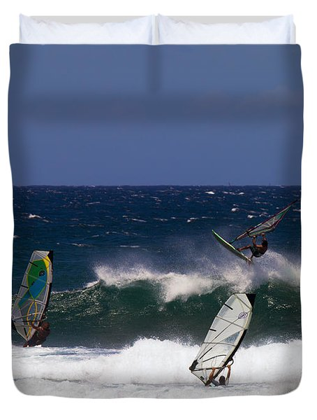 Air Time Duvet Cover