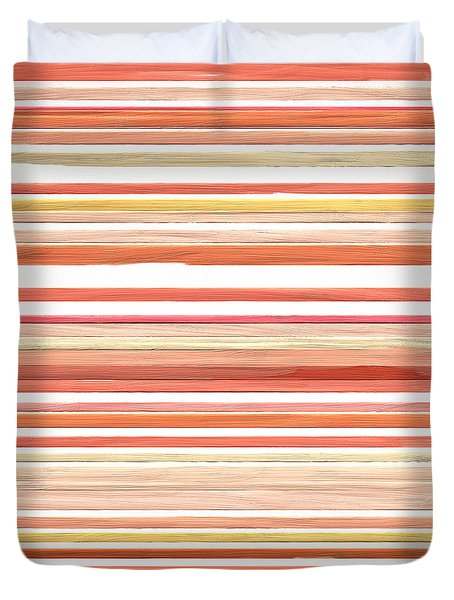 Airy Mood Duvet Cover by Lourry Legarde