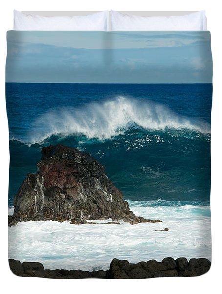 Akahange Wave Duvet Cover