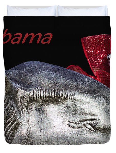 Alabama Duvet Cover by Kathy Clark