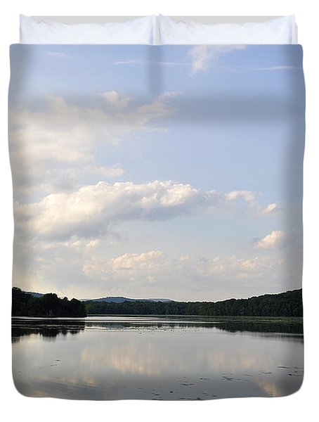 Alabama Mountains Duvet Cover