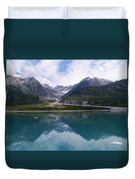 Alaskan Dream Duvet Cover