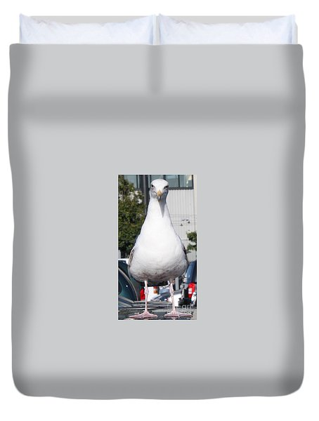 Albatross Duvet Cover