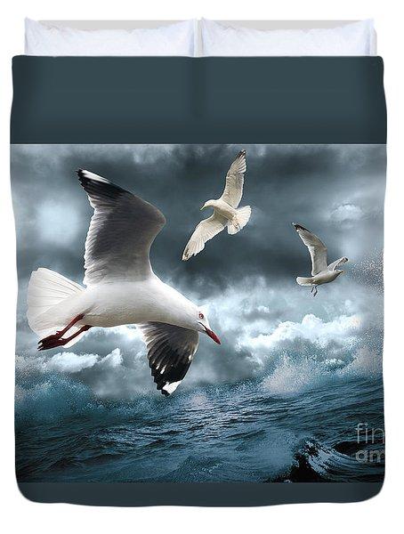 Albatross Duvet Cover
