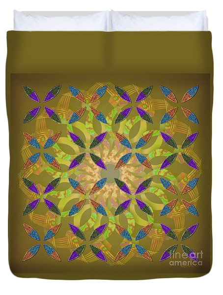 Alhambra No. 1 Duvet Cover
