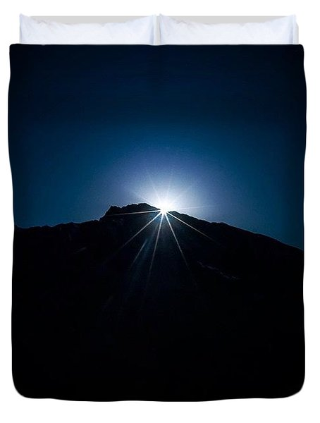 All It Takes Is A Spark! Duvet Cover