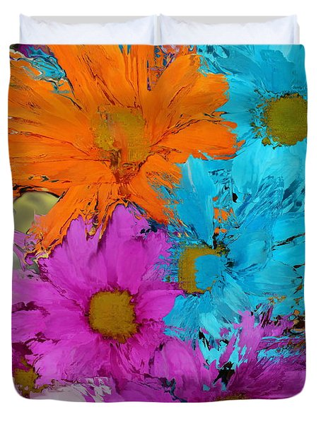 All The Flower Petals In This World 2 Duvet Cover by Kume Bryant