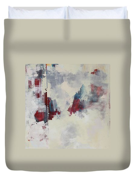 Alliteration C2012 Duvet Cover