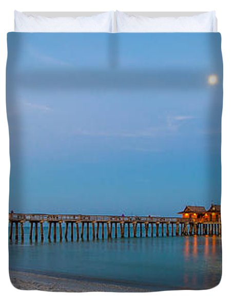 Almost Daylight Duvet Cover
